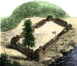 Boone's Fort, founded by Daniel Boone, 1775