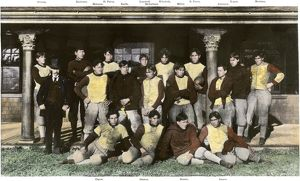 Carlisle Indian School football team, 1890s