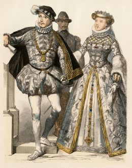 Charles IX and Elizabeth of Austria