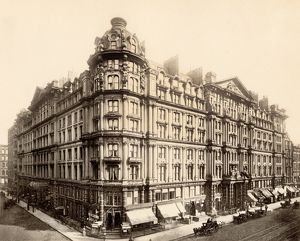 Chicago's Palmer House, 1890s