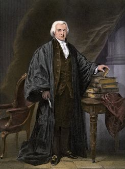 Chief Justice Oliver Ellsworth