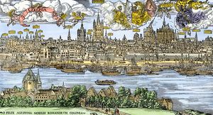 Cologne, Germany, 1531