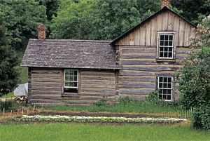 Danish immigrant homestead, Old World Wisconsin