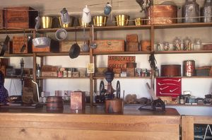 Fort Laramie trading post, Wyoming
