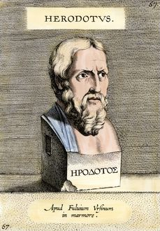 Herodotus, the 'Father of History'