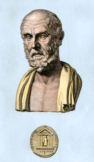 Hippocrates, the 'Father of Medicine'