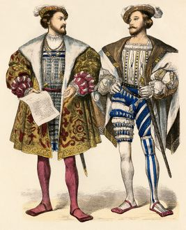 King Henri II of Navarre and Claude de Lorraine