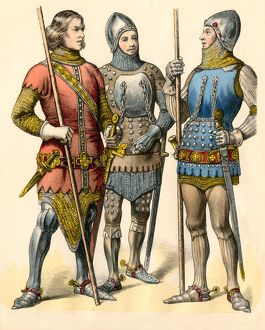 Knights of medieval Germany