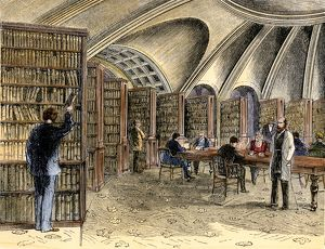 Library of Congress, 1870s
