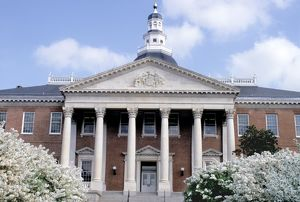 Maryland state capitol, Annapolis