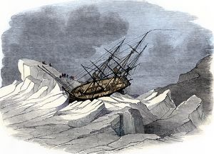 McClure discovers the Northwest Passage, 1850