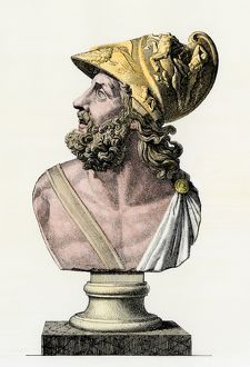 Menelaus, king of ancient Sparta