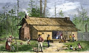 Mississippi frontier in the early 1800s