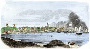 Nantucket in the 1850s