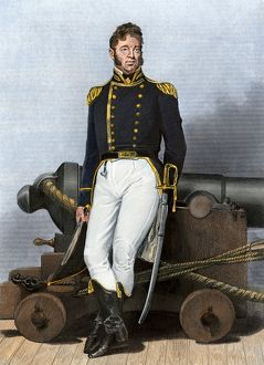 US Navy Captain William Bainbridge