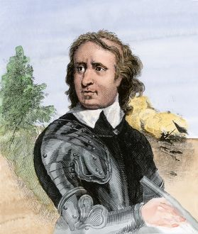 Oliver Cromwell, English Civil War