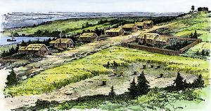 Plymouth Colony in 1622