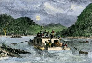 Settlers on the Ohio River
