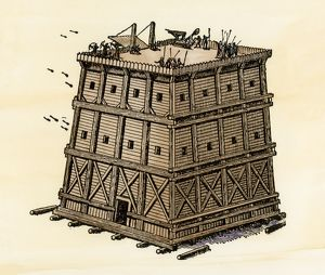 Siege machine