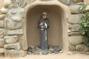 St. Francis of Assisi niche