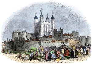 Tower of London, 1400s