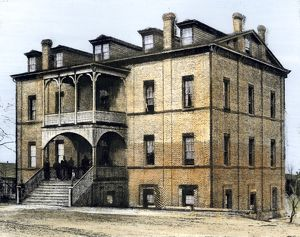 Tuskegee Institute in the 1890s