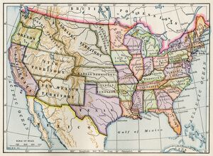 United States in 1860