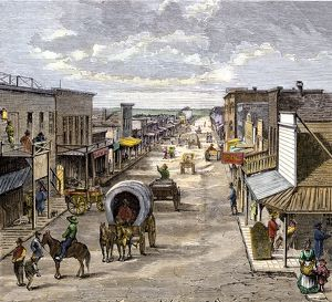 Wichita, Kansas, 1870s